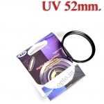 Digital Filter 52mm. UV Filter