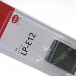 OEM Battery for Canon LP-E12 EOS M/100D แบตเตอรี่กล้องแคนนอน