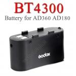 BT4300 Battery for BP960 Godox Flash WITSTRO AD180 AD360 แบตเตอรี่แพคโกดอก
