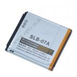 OEM SLB-07A battery For Samsung แบตเตอรี่สำหรับกล้องซัมซุง