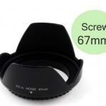 SP-s 67 Screw Mount Lens Hood 67mm