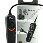 Pixel RC-201 สายลั่นชัตเตอร์ รีโมท Wired Remote P6 For Panasonic GX1/G1/G3/GF1/GH1/FZ50/FZ30/FZ20/L1