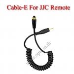Cable-E Shutter Release Cable for OLYMPUS RM-CB1 compatible cameras E1 E10 E20 E5 สายต่อรีโมท