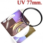 Digital Filter 77mm. UV Filter