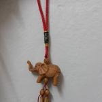 พวงกุญแจ/ที่ห้อยกระเป๋าช้าง