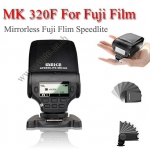 MK320 S Flash Speedlight for Mirrorless Sony A7 A7R A7S A7RII A6000 TTL(Auto)แฟลชสำหรับโซนี่ Meike