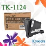 TK-1124 Toner For Kyocera FS-1060 1025 1125MFP Toner Printer Laser ตลับหมึกโทนเนอร์เคียวเซร่า