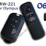 RW-221 2.4GHz Wire/Wireless Remote set O6 For Olympus E620/E550/E450/E300/E30/OM-D