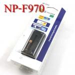 Li-on Rechargeable battery NP-F970 For Sony(YN-300 YN-600) แบตเตอรี่กล้องโซนี่