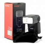 Flash TT560 Speedlight Wireless Light control + 3Color SoftBox