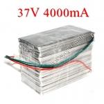 37V 4000mA For 1H Battery Pack แบตเตอรี่ไฟLEDสปอร์ตไลท์