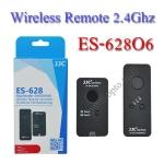 ES-628O6 (With CABLE-J) 2.4GHz Wireless Remote For OLYMPUS RM-UC1 E-PL7 OM-D EM5 EM1 รีโมทไร้สาย