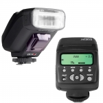 JY610 II Flash Speedlight for Mirrorless Sony A7 Nikon Canon Olympus Fuji Film (Manual) แฟลชViltrox