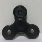 แฮนด์ สปินเนอร์ 3 แฉก (Hand Spinner) สีดำ