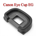 EG Eye Cup For Canon EOS 1D X 1Ds 5D Mark III IV 7D ยางรองตาแคนนอน
