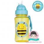 กระติกน้ำหลอดเด้ง ผึ้ง