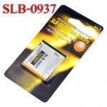 OEM SLB-0937 battery For Samsung แบตเตอรี่สำหรับกล้องซัมซุง