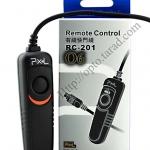 Pixel RC-201 สานลั่นชัตเตอร์ รีโมท Wired Remote O6 For Olympus E620/E520/E450/E300/E30/OM-D