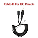 Cable-K Shutter Release Cable for FUJIFILM RR-80 compatible cameras X-S1 X-E1 HS30 S9600 สายต่อรีโมท