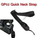 GP01 Joint Quick Hand Strap Sling for DSLR Mirrorless สายคล้องมือสำหรับกล้องแบบมีคลิ๊ปล็อคถอดสายได้