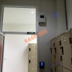 งานติดตั้งเครื่องแสกนบัตร 1 จุด บริษัทผลิตตู้เติมเงิน
