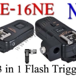 PE-16NE For Nikon N8 Flash Trigger and Wireless Remote with Umbrella Holder