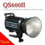 QS600II Godox Professional Studio Strobe Flash Light 600Ws Built-in Wireless X System แฟลชสตูดิโอ