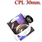 Digital Filter 30mm. CPL Circular Polarizing C-PL