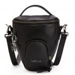 Kipling USA Camera Bag Leather Coral ----for SLR ขนาด 7.5*7.25*5.25 นิ้ว