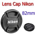 82mm. ฝาปิดหน้าเลนส์สำหรับกล้อง Nikon