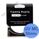TIANYA UV Multi-Coated 55mm.