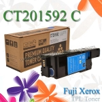 TPL Toner CT201592 Cyan For Fuji Xerox CP105b CP205w CM215fw Color Toner Printer Laser ตลับหมึกสีฟ้า