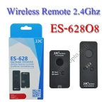 ES-628O8 (With CABLE-E) 2.4GHz Wireless Remote For OLYMPUS RM-CB1 E1 E10 E20 E5 รีโมทไร้สาย