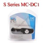JJC S Series สายลั่นชัตเตอร์ รีโมท Wired Remote Control N2 For Nikon MC-DC1 D70s D80