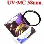 Digital Filter 58mm. UV MC Multi-Coated