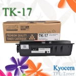 TK-17 Toner For Kyocera FS-1000 1010 1050 Toner Printer Laser ตลับหมึกโทนเนอร์เคียวเซร่า
