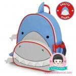 กระเป๋าเป้ ลายฉลาม