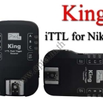 King for Nikon Auto i-TTL Flash Trigger