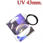Digital Filter 43mm. UV Filter