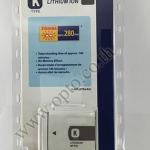 Li-on Rechargeable battery NP-FK1 FOR SONY DSC S750 S780 S950 S980 W270 W190
