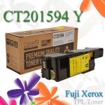TPL Toner CT201594 Yellow For FujiXerox CP105b CP205w CP215fw Color TonerPrinterLaser ตลับหมึกเหลือง