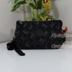 Kipling Creativity XL Monkey Novelty กระเป๋าอเนกประสงค์ 3 ช่อง และ 2ช่องเล็ก ขนาด L21 x H 13 x D 6 cm