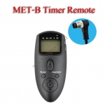 Met-B Multi-Exposure Timer Remote Control for Nikon MC-36 D300 D700 D800 D810 D4 รีโมทตั้งเวลาถ่าย