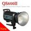 QS600II Setx2 600W Pro Flash Godox StudioSet + Wireless Trger 2.4Ghz ชุดแฟลชสตูดิโอปรับกำลังไร้สาย thumbnail 2