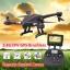 โดรนจีพีเอสราคาถูก โดรนgps โดรนติดกล้อง ที่มีระบบดาวเทียมในการลอคความสูง ทำให้บินนิ่ง ภาพชัด ระดับ HD 1080 P thumbnail 20