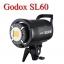 Godox SL60 5500K Sport Light for Video and Photographer ไฟLEDสปอร์ตไลท์สำหรับวีดีโอ thumbnail 1