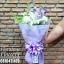 ช่อดอกไม้วันครบรอบ สีม่วงพาสเทล (M) thumbnail 2