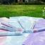 ซองไปรษณีย์พลาสติก สีพาสเทล สีชมพู P1 : 17x30 cm.(50 ซอง) thumbnail 3