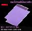 ซองไปรษณีย์พลาสติก สีม่วง พาสเทล B3 : 28*42 cm. (50 ซอง) thumbnail 2