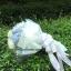 ช่อดอกไม้ ไฮเดรนเยีย ฟ้า-ขาว-ชมพู (M) thumbnail 2